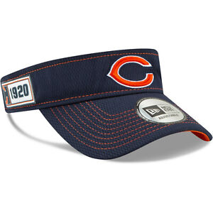 New Era 9FORTY NFL Chicago Bears American Football Curved Peak Hat Baseball Cap
