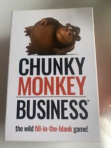 Chunky Monkey in the Middle Game By The Good Game Company -