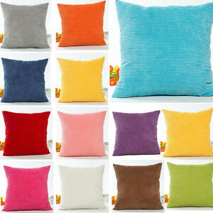 Image Is Loading 18 034 Home Decor Cotton Throw Pillow Case