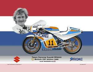 Print-on-canvas-Suzuki-RG500-1981-11-Jack-Middelburg-NED-4-Golsteyn-100-x-75