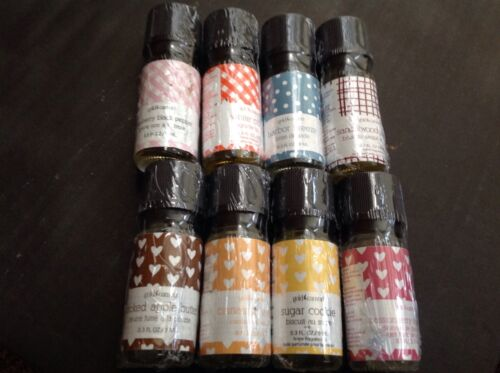GOLD CANYON SCENTED OILS .03 OZ FABULOUS NO FLAME SCENTS