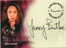 "Pieceworks //Costume Card PW2 Sara /""Jeans/"" Yancy Butler B Witchblade Season 1"