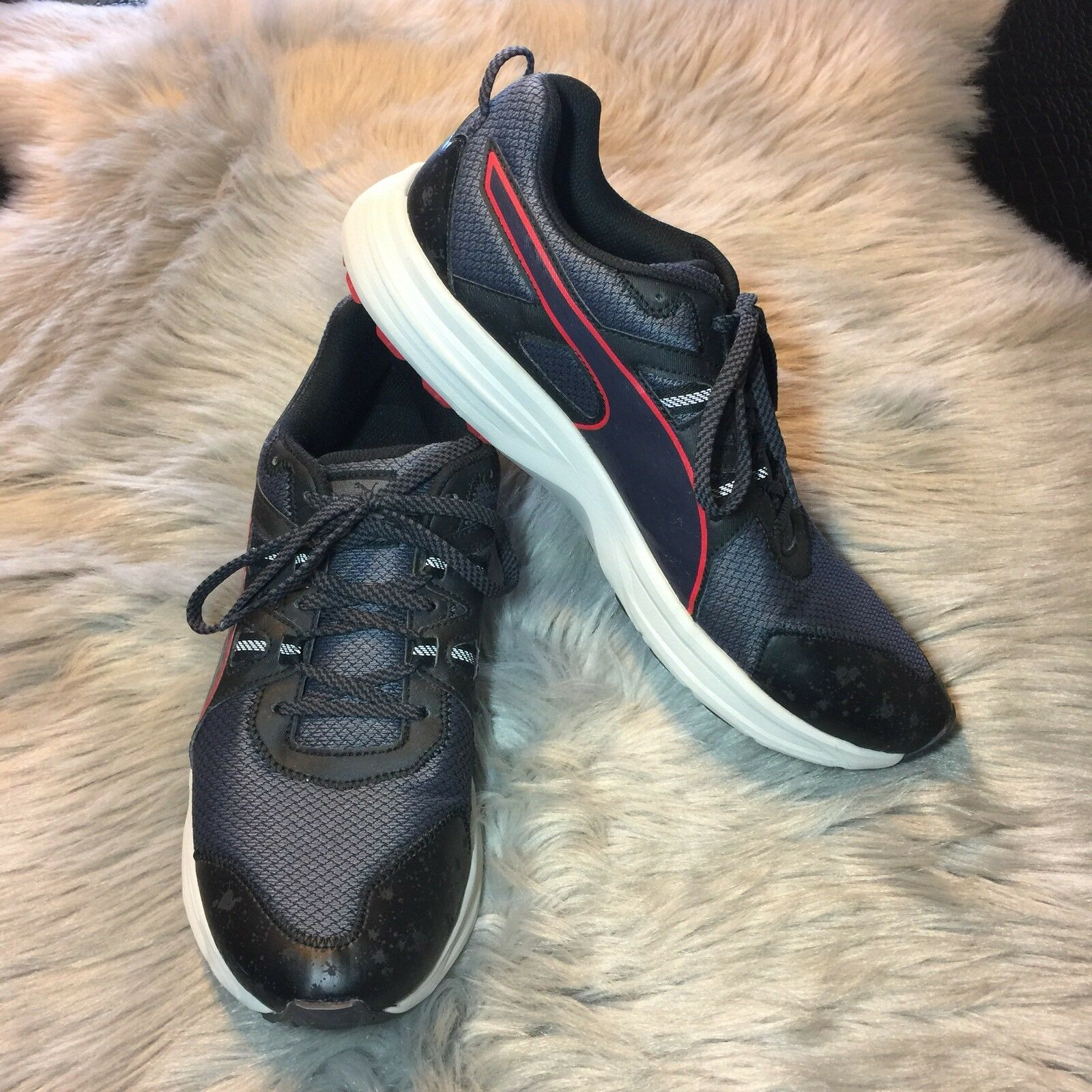 Mens Puma Descendant TR Running shoes Sneakers Size 11
