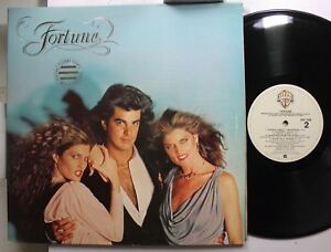 Rock-Promo-Lp-Fortune-Self-Titled-On-Wb