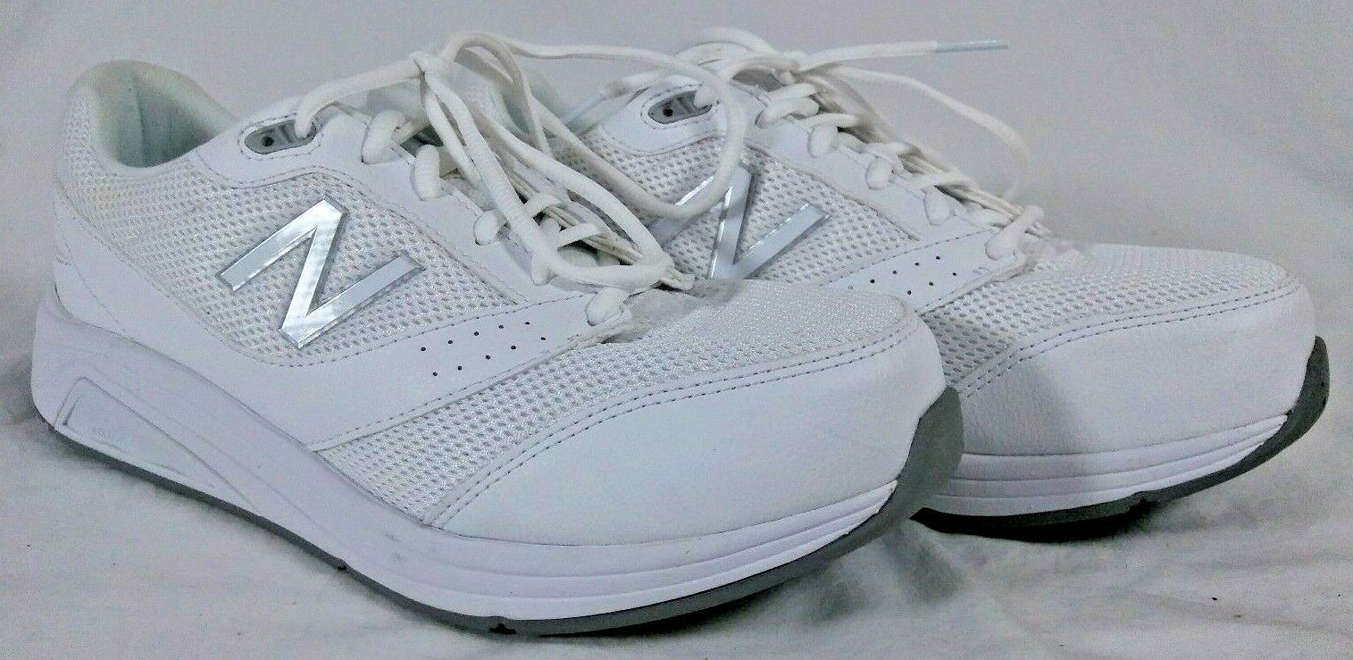 New Balance 928V3 Men's White Walking shoes Size 10 US 41.5 EU D FREE SHIPPING