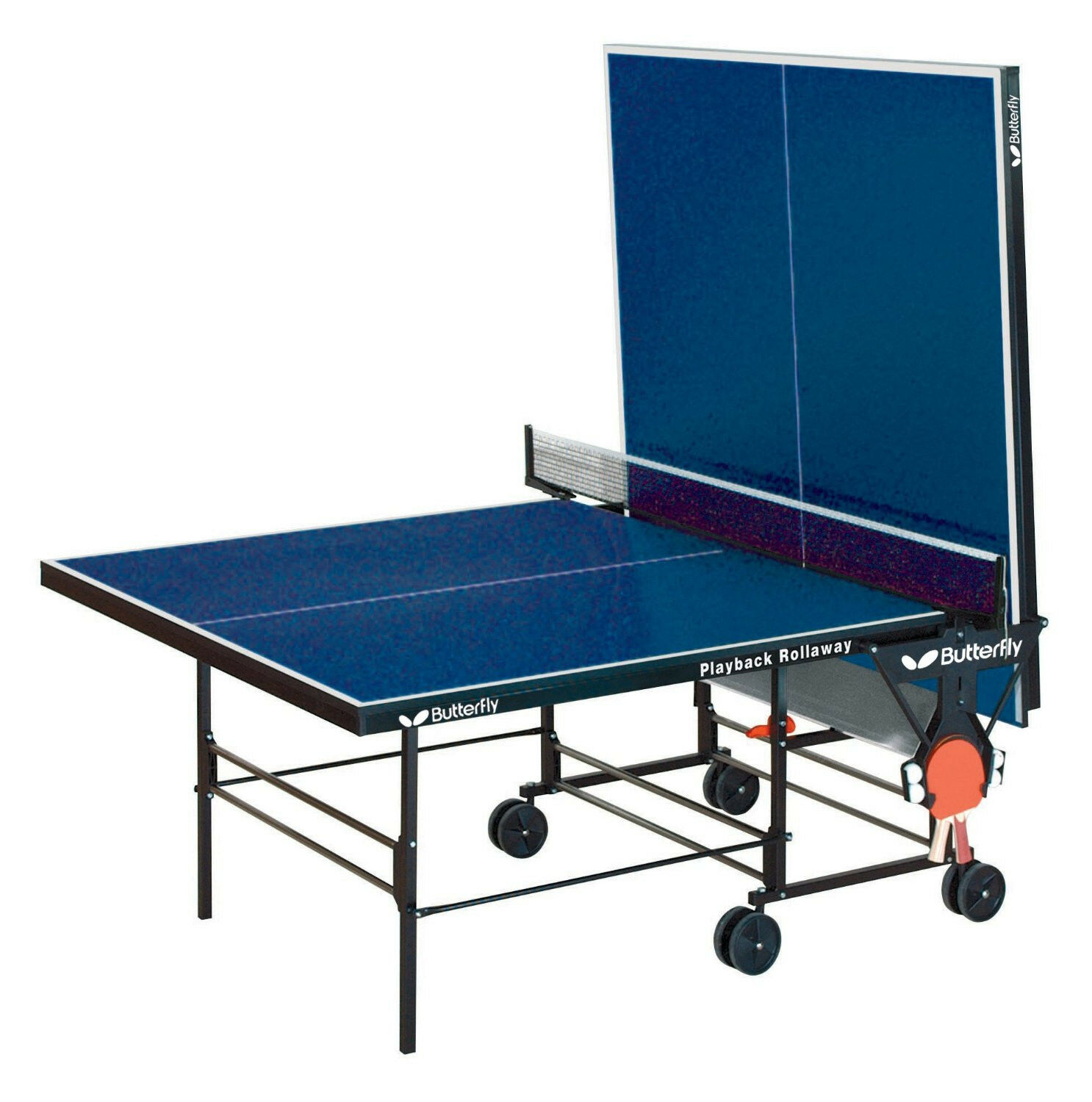 Outdoor Ping Pong Tables: Butterfly Rollaway