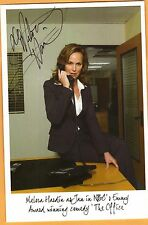 Melora Hardin-signed post card-22