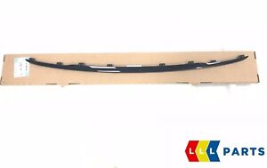 BMW-NEW-GENUINE-1-SERIES-F20-F21-LCI-SPORT-REAR-BUMPER-TRIM-STRIP-BLACK-7371758