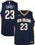 New NBA Jersey  New Orleans Pelicans Anthony Davis 23 Blue Basketball Swingman
