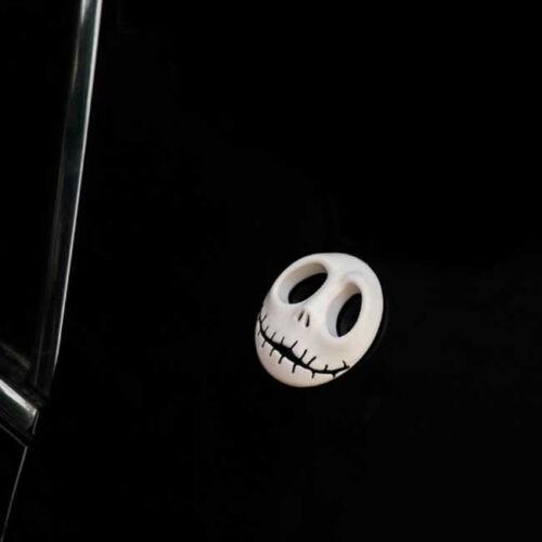 Metal Halloween Jack Skull Car Rear Lid Side Trunk Emblem Badge Sticker S