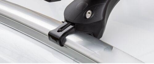 Complete Roof Rack Bars Dynamic 120cm Mercedes C S205 2014-2018 for flush rails