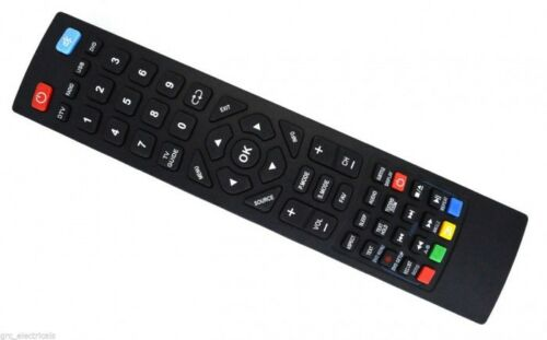 Replacement Remote Control for Blaupunkt 185-54G-TCDU-UK TV
