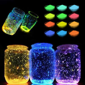 Glow-Gravel-Lumineux-Noctilucent-Sable-Particules-Tank-Aquarium-Vase-Fluorescent