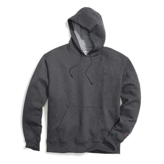 Champion Men/'s Powerblend Fleece Pullover Hoodie Sweater