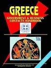 Greece Government and Business Contacts Handbook by International Business Publications, USA (Paperback / softback, 2005)