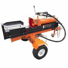 PowerKing 60-Ton 14HP Kohler Horizontal/Vertical Log Splitter