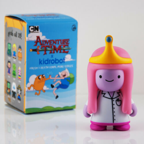 Princess Bubblegum Adventure Time Fresh 2 Death Vinyl Mini Series by Kidrobot