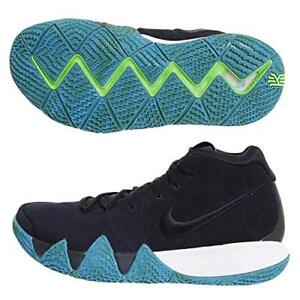 buy online 30442 668a7 Details about Men's Nike Kyrie 4 - Navy/Green - 43806401 - Size 10.5