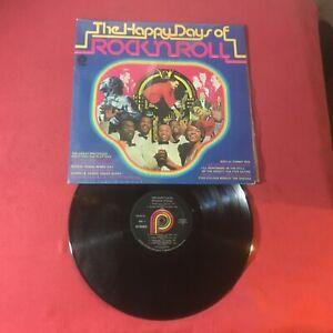 The-Happy-Days-Of-Rock-039-N-Roll-1975-Enhanced-Pickwick-SPC-3517-Vinyl-EX-copy