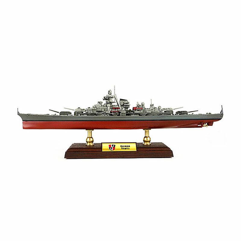 la mejor selección de Forces of valor valor valor Alemán Battleship Tirpitz 861005A 1 700 Modelo Diecast Nave  marcas de diseñadores baratos