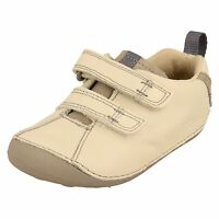 Boys Clarks First Shoes - Cruiser Time