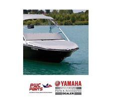 YAMAHA OEM Boat Bow Cover MAR-210BC-NS-17 2017 AR210 SX210 Gray/Slate (No Snaps)