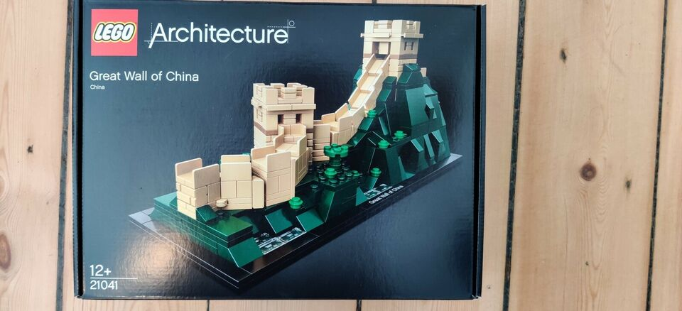 Lego Architecture, 21041 The Great Wall
