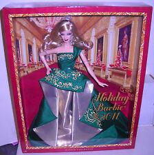 #8004 NRFB Mattel 2011 Holiday Barbie Christmas Doll