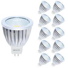 10er MR16 GU5,3 LED Lampe Glühlampe 3W Warmweiß 3000K DC 12V 210LM  V