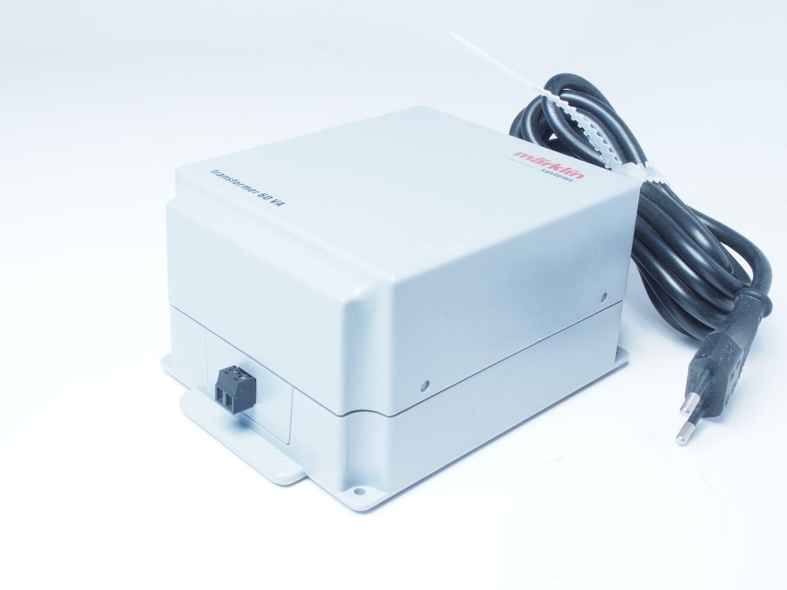 60052 Trasformatore 230 V 60 VA 3.75 Amp. Gauge 1 Ho For Digitale Controllore