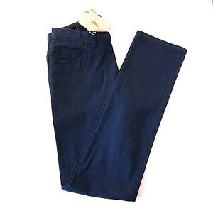 Taille Nuit 3009114 Jeans 31 Brioni Bleu Neuf Us Pantalon J CwqARBA
