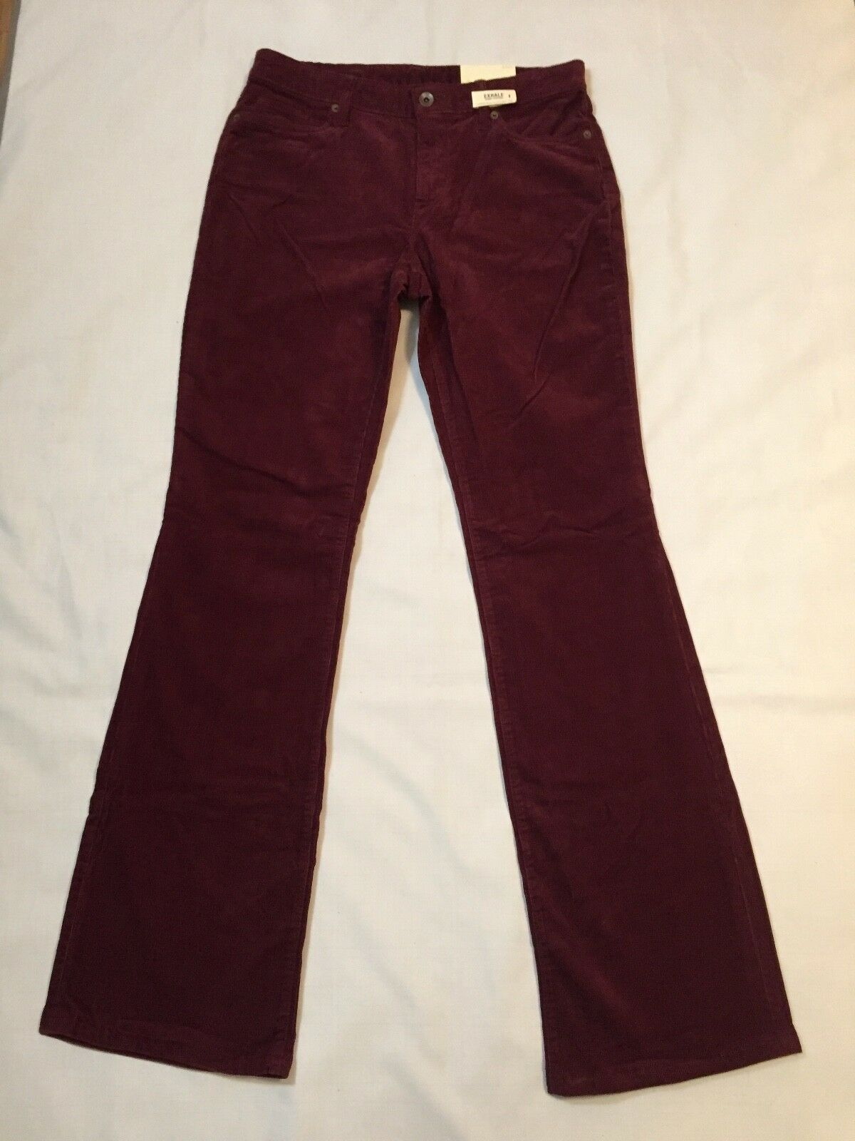 Lands' End Women's Corduroy Bootcut Leg Pants Size 10 New with Tags