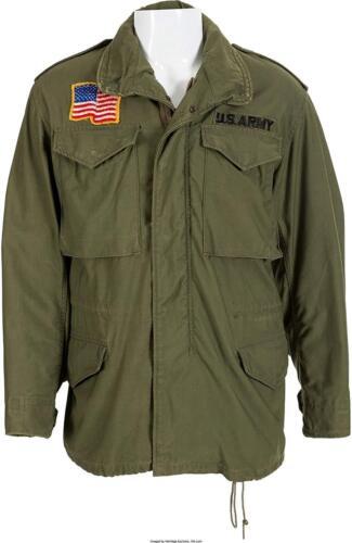 John Bloodarmée First Veste coton pour Commando M65 Rambo en militaireverte hommes LpqVUSzMG