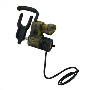 1PCS Archery Fall  Drop Away Arrow Rest Tactical Hunting For Compound Bow Black