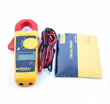New FLUKE 302+ Handheld Digital Clamp Meter Multimeter Tester AC/DC Volt F302