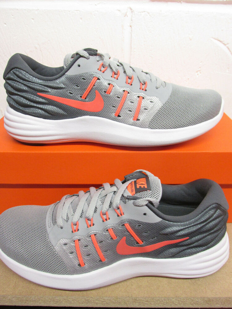 Haut femme Nike lunarstelos fonctionnement Baskets 844736 003 Baskets Chaussures-