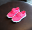 Kids Boys Girls Summer Beach Flat Sandals Trainers Breathable Mesh Shoes Flats A
