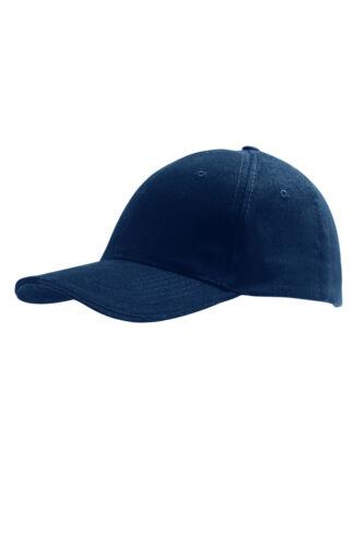 Unisex Basic Summer 6 Panel Classic Adjustable Cotton Baseball Cap 10 Colours