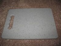 Storm Granite Solid Surface Cutting Board Hi Macs Chopping Slicing Serving