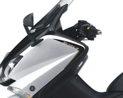 2 Adesivi-stickers Gel 3d Paraspigoli T Max 2012 Compatibili Per Yamaha Tmax 530 Novel (In) Design;