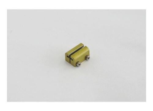 PIKO G SCALE RAIL CLAMP 10 PIECES ON-RAIL TYPE BN35293