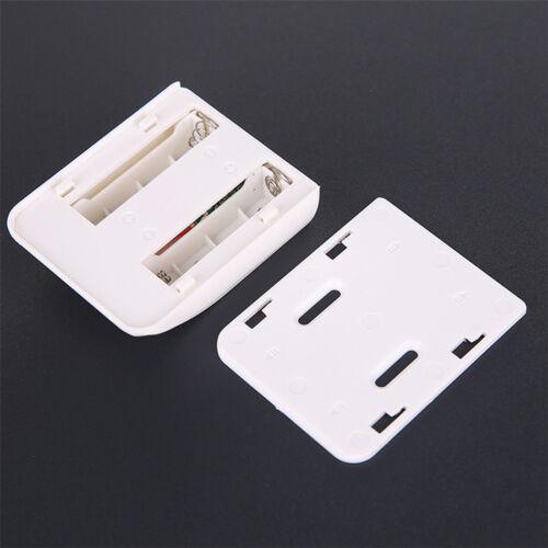7LED Light Sensor Night Lamp Inner Hinge Cabinet Wardrobe Drawer Battery Powered