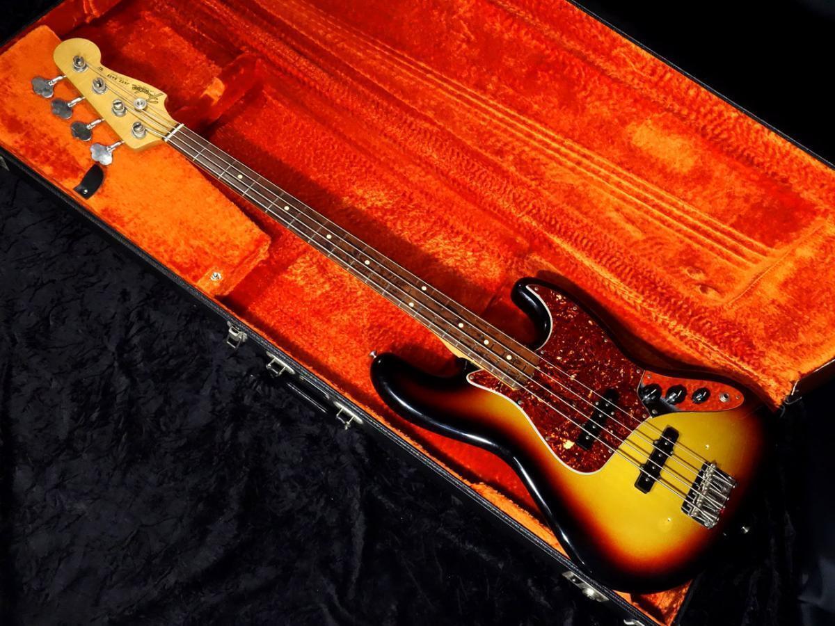 Fender Custom Shop 1964 Jazz Bass NOS 3CS beutiful JAPAN rare useful EMS F/S