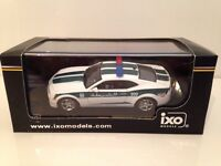 Chevrolet Camaro 2011 Dubai Police Ixo Moc171 Release 1:43 Free Uk Postage