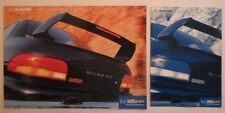 SUBARU PERFORMANCE ACCESSORIES 1999 Brochure + Prices  Impreza WR Sport Prodrive