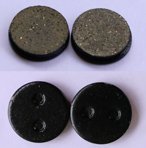 plaquette de freins semi métallic pour xiaomi m365//m187