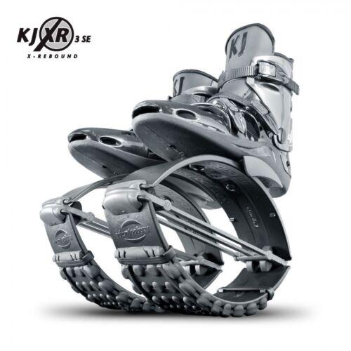 ORIGINAL KANGOO JUMPS KJ XR3 Springschuhe BLACK/BLACK Größe S (36-38,5)