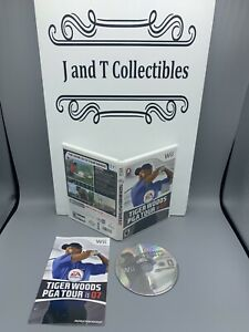 Nintendo Wii: Tiger Woods PGA Tour 07, Complete, Clean & Tested