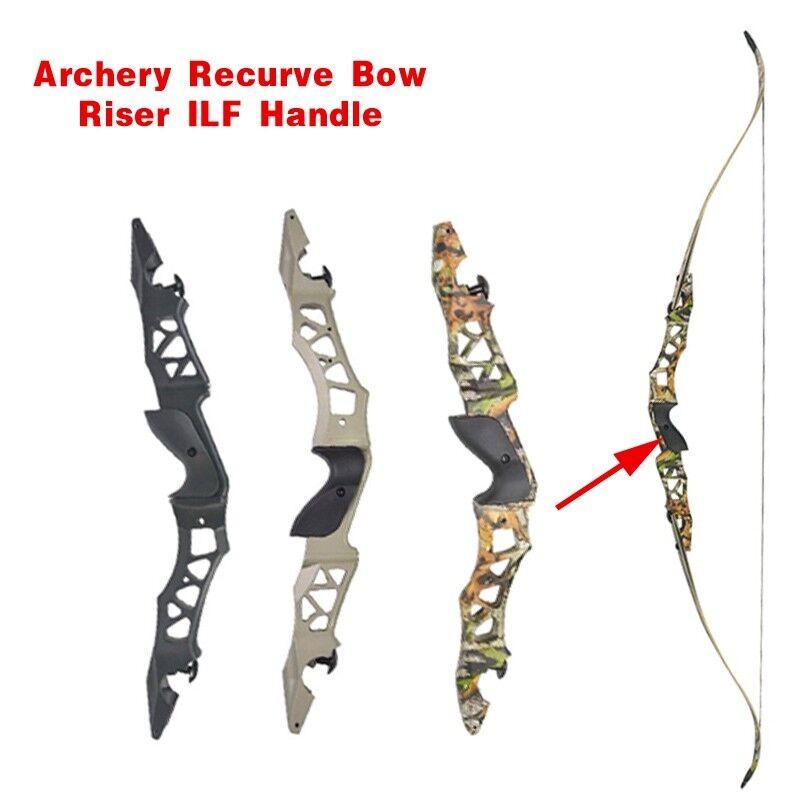 21  Archery recurve Bow Riser ilf handle takedown Bow Grip aluminum Alloy f166
