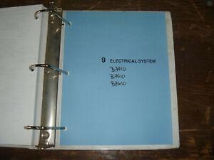 [ZTBE_9966]  Kubota B7410 B7510 B7610 Tractor Electrical Wiring Diagram Manual   eBay   Kubota Tractor Electrical Wiring Diagrams      eBay